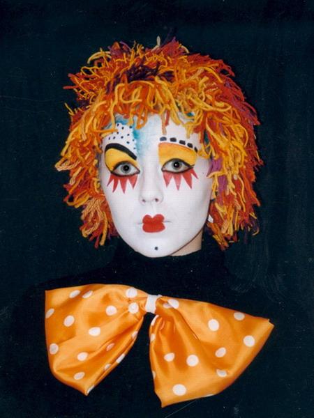 Un clown triste